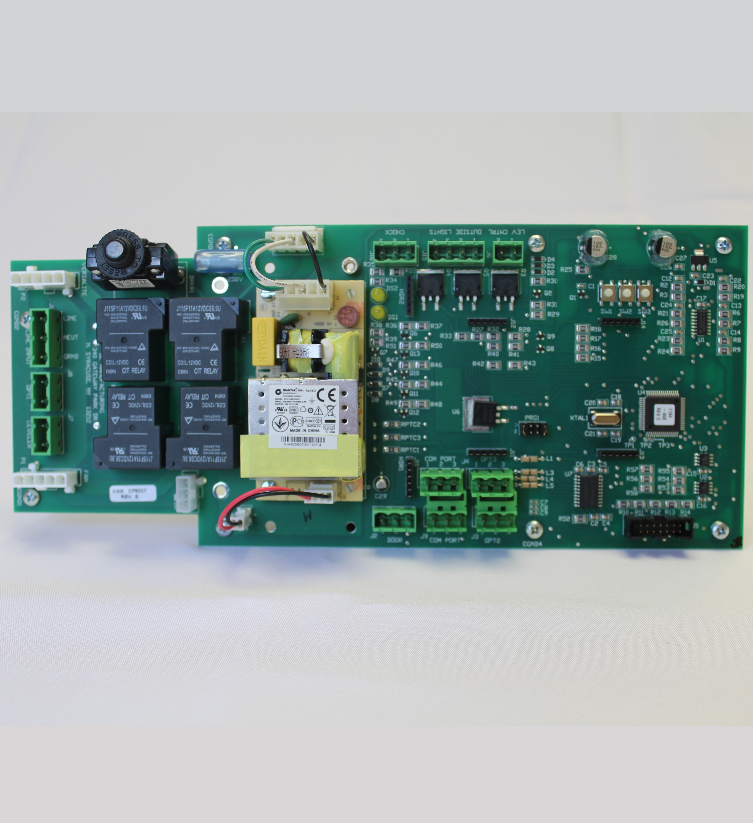 Safety Signal Control Board Model 553